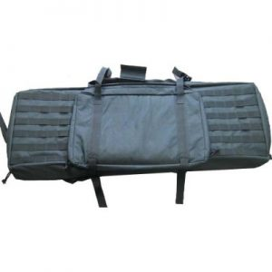AR15 Single Rifle Case 38 Molle Style