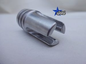 AR15 Stainless 3 Prong Flash hider Duck bill 2