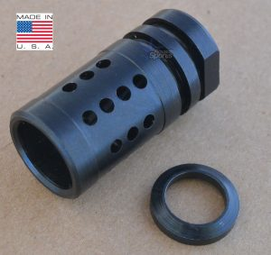 A1 Multi Force Flash Hider Muzzle Device 3 prong 4 best flash hider Austin Texas