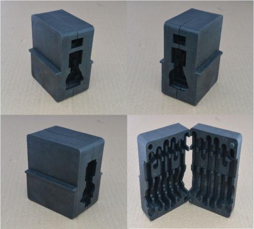 Upper and Lower Receiver Vise Block Combo .223 5.56 Gunsmith Armorer's tool kit