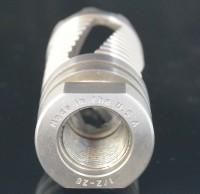 1/2″-28 Stainless Steel Punisher Flash Hider Muzzle Device  Best Austin Texas Discount Price Ar15 M16 M4 .223 5.56 .22 4