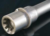 7.5 inch Pistol Barrel .223 Wylde 19 twist Stainless Steel M4 Feed Ramp Best Austin Texas AR15 M4 M16 Match 3
