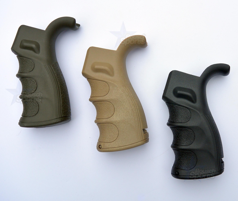 AR15 Pistol Grip Black FDE OD Green