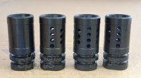 A2 Fox Hole V1 Flash Hider Muzzle Device 5