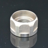 Go Nuts – Jam Nut Stainless Steel 12-28   916-24 2 Best Wholesale Discount Prices AR15 M16 M4 Austin Texas USA   58-24