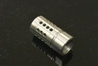 FXC-2 Shorty Stainless Steel Muzzle Brake Compensator A2 Style Austin Texas Ar15 ar 15 parts Wholesale Discount Prices 3