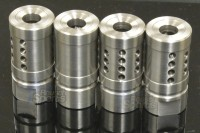 FXC-2 Shorty Stainless Steel Muzzle Brake Compensator A2 Style Austin Texas Ar15 ar 15 parts Wholesale Discount Prices 4