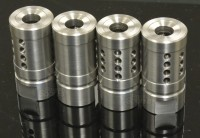 FXC-2 Shorty Stainless Steel Muzzle Brake Compensator A2 Style Austin Texas Ar15 ar 15 parts Wholesale Discount Prices 8