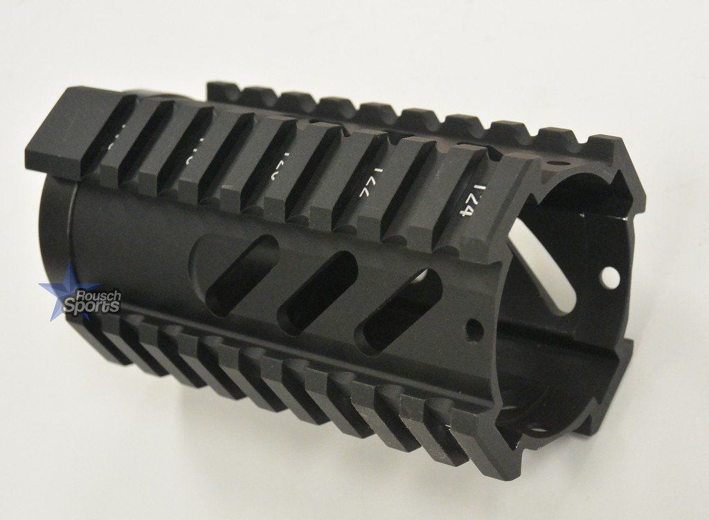 4 Inch Slotted Free Float Quad Rail Handguard Forend