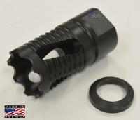 Short Punisher-XS Flash Hider Muzzle Device Ar15 M4 M16 AR 15 Rousch Sports Austin Texas Best Wholesale discount Parts Prices Brake 1