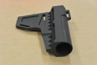 Kak Industry Shockwave Blade Pistol Stabilizer – Black AR 15 M4 M16 Best Austin Discount Wholesale AR parts and accessories10