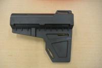 Kak Industry Shockwave Blade Pistol Stabilizer – Black AR 15 M4 M16 Best Austin Discount Wholesale AR parts and accessories 2