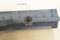 Kak Industry Shockwave Blade Pistol Stabilizer – Black AR 15 M4 M16 Best Austin Discount Wholesale AR parts and accessories 8