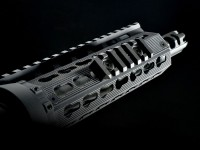 Link Rail Section 6 Slots Strike Industries Anodized Red Black AR 15 M4 M16 Best Discount Wholesale AR Parts and Accessories Austin Texas USA 7