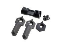 HEX Selector Switch 60 90 degree 3 in 1 Strike Industries M16 M4 AR15 Austin Texas Best Discount Wholesale Price AR Parts and Accessories Rifle Pistol Handgun Long Gun weapon dsc_0353