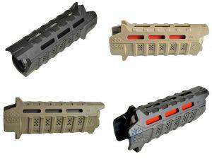 Viper Handguard Carbine Length Strike Industries mlok m lok 2 piece drop in .223 5.56 308 LR308 Ar 10 AR 15 M4 M16 Best Discount Wholesale AR Parts and Accessories Austin Texas USA FDE RED Black Rousch