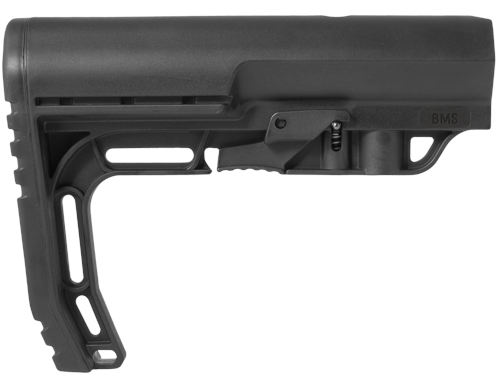 Mission First Tactical BMSMIL BATTLELINK Minimalist Milspec Stock .223 5.56 308 LR308 Ar 10 AR 15 M4 M16 Best Discount Wholesale AR Parts and Accessories Austin Texas USA