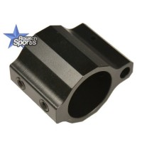 Gas Block Precision.750 Black Nitride .223 5.56 .308 AR 15 M4 M16 Best Discount Wholesale AR Parts and Accessories Austin Texas Mil_werks_Precision Gas BLock 2