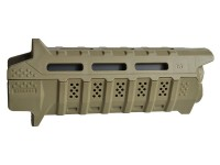 Viper Handguard Carbine Length Strike Industries mlok m lok 2 piece drop in .223 5.56 308 LR308 Ar 10 AR 15 M4 M16 Best Discount Wholesale AR Parts and Accessories Austin Texas USA f1