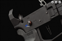AR 15 AR 10 Ambidextrous Speed Safety .223 5.56 308 LR308 Ar 10 AR 15 M4 M16 Best Discount Wholesale AR Parts and Accessories Austin Texas USA elf-6wmr