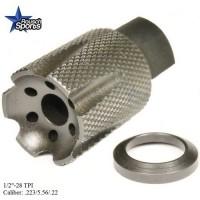 LC-XS Muzzle brake 1