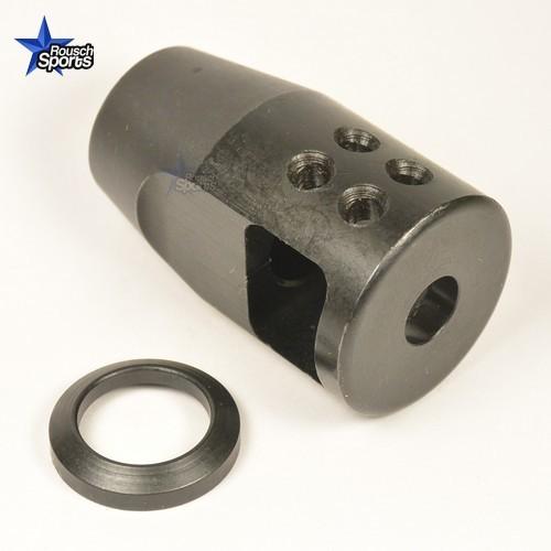 "PJXS Tactical Compact Muzzle Brake Compensator .223 5.56 AR 15 M4 M16 Best Discount Strike Industries Wholesale AR Parts and Accessories Austin Texas USA 1/2""-28 Strike Industries J-COMP V2 Japan 89 Comp Muzzle brake 5.56/223/.22L"