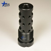 GRB-V2 GAS REDIRECTING MULTIPURPOSE MUZZLE BRAKE AK 47 922r Compliant 7.62×39 ak 47 74  AKM 101 102 103 104 105 12 15 18 usc 992R COMPLIANCE rpk aks ak 74N  Best Discount Wholesale AK ar Parts and Accessories Austin Texas 7
