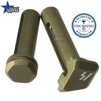 Strike Industries ULTRA LIGHT Enhanced Extended Pivot Take Down Pins FDE Flat Dark Earth 1