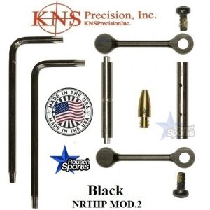 KNS Pins Anti Walk Pins Non Rotating Gen Northrop Mod 2 Side Plates BLACK .223 5.56 .308 AR 15 M4 M16 Best Discount Wholesale AR Parts and Accessories Austin Texas 1 .223 5.56 .308 AR 15 M4 M16 Best Discount Wholesale AR Parts and Accessories Austin Texas Stainless Steel
