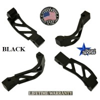 Timber Creek Outdoors Skeletonized Oversized Trigger Guard Black .223 5.56 .308 AR 15 M4 M16 Best Discount Wholesale AR Parts and Accessories Austin Texas 1 .223 5.56 .308 AR 15 M4 M16 Best Discount Wholesale AR Parts and Accessories Austin Texas Stainless Steel Oversized Tactical winter operators trigger guard by Timber Creek Outdoors black