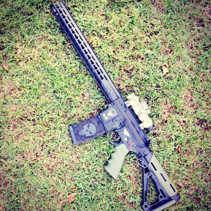 Rousch Sports ULS Rail Best Austin Texas Discount Prices AR15 M16 M4 FREE FLOAT kEYMOD RAIL SYSTEM