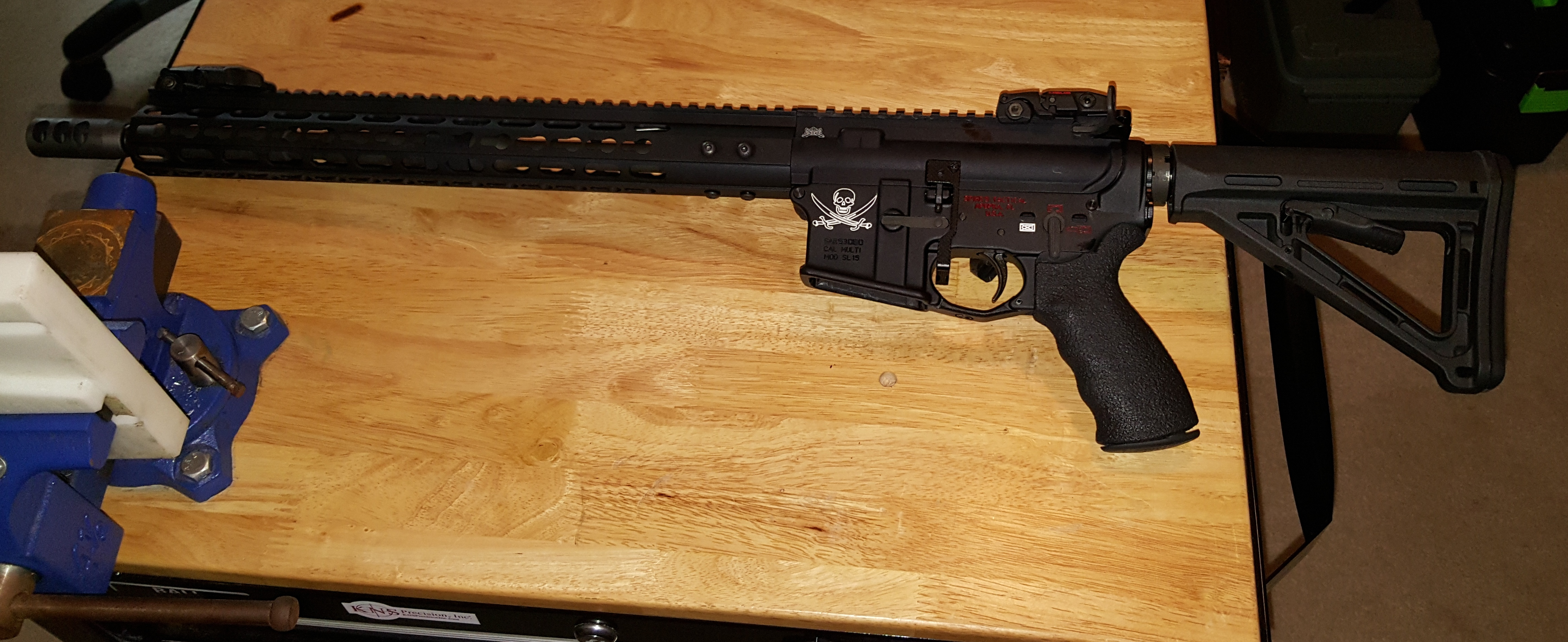 Rousch Sports Customer Build Page AR15 M16 M4 Austin Texas Best Discount Prices R Knight