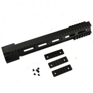 AR15 quad rail hand guard Modular