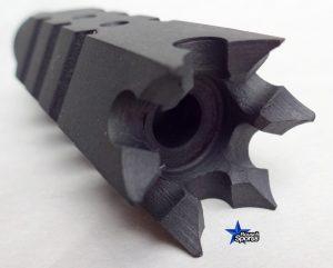 AR15 Shark Style Muzzle Brake