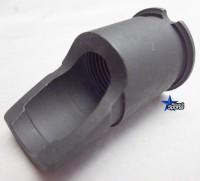 AK 47 Slant Muzzle Brake 2