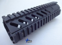 Free Floating Tactical Handguard carbine Slotted 4