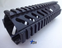 Free Floating Tactical Handguard carbine Slotted 5