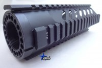 Free Floating Tactical Handguard carbine Slotted 8