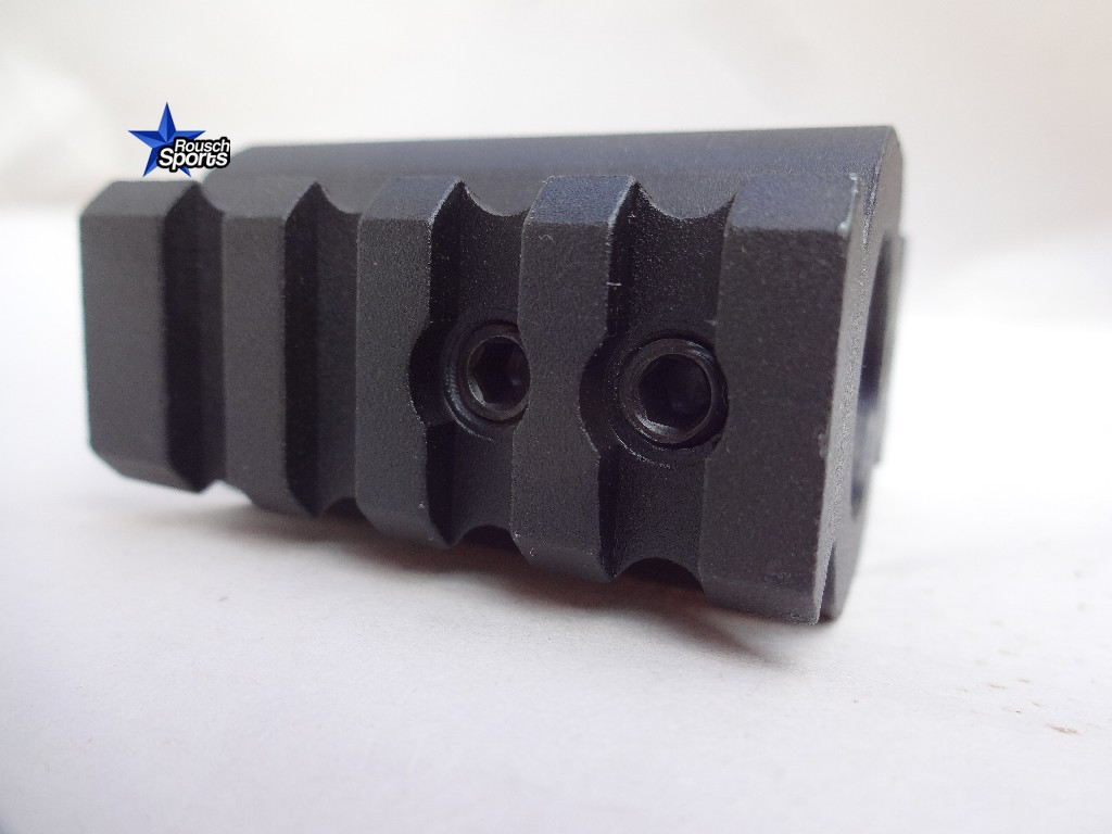 ar15 low profile double picatinny rail gas block tactical