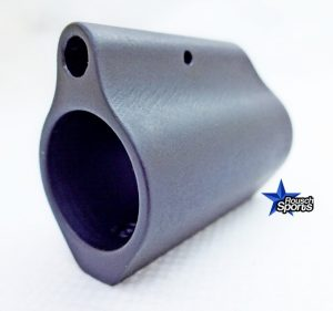 Low Profile Gas Block Steel