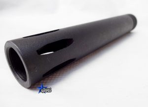 XM177 Style Flash Hider Slotted AR15