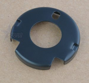 "Handguard End Cap M4 Cut Round Black .750"" Inside Diameter AR-15"