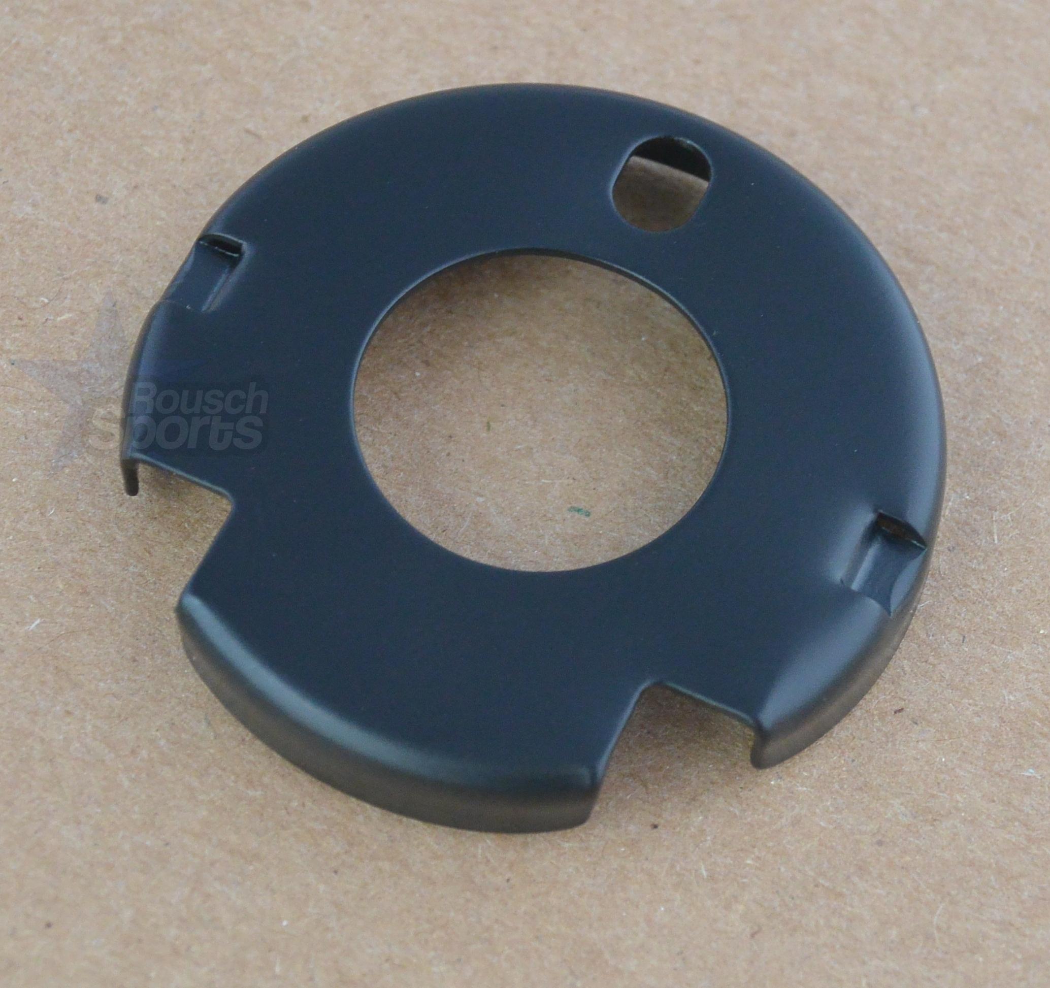 Handguard End Cap M4 Cut Round Black  750″ Inside Diameter AR-15