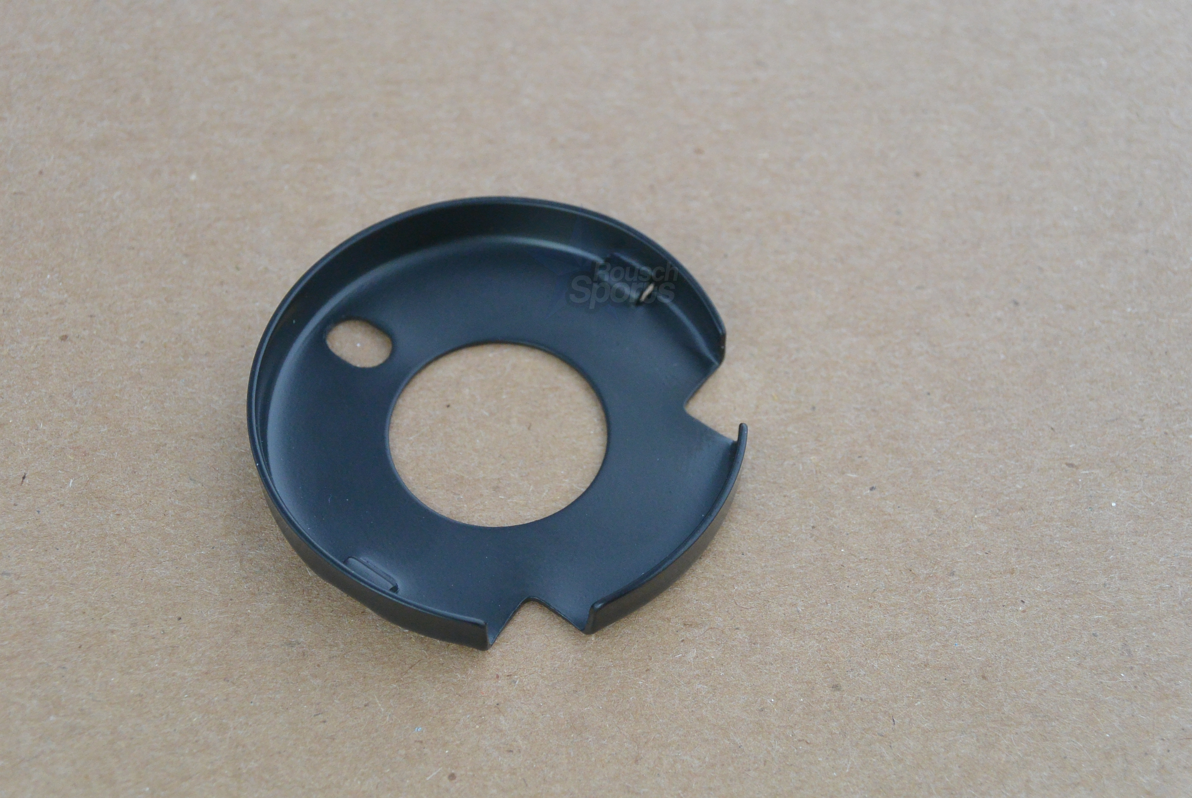 how to cut quarter round end cap