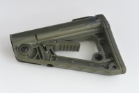RSS Rogers Super Stoc Stock Deluxe Mil-Spec Commercial OD Green Austin Texas USA (10)