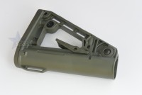 RSS Rogers Super Stoc Stock Deluxe Mil-Spec Commercial OD Green Austin Texas USA (11)