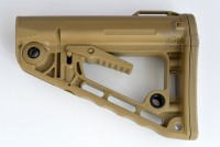 RSS Rogers Super Stoc Stock Mil-Spec Commercial FDE Flat Dark earth Austin Texas 2
