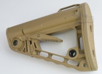 RSS Rogers Super Stoc Stock Mil-Spec Commercial FDE Flat Dark earth Austin Texas 4