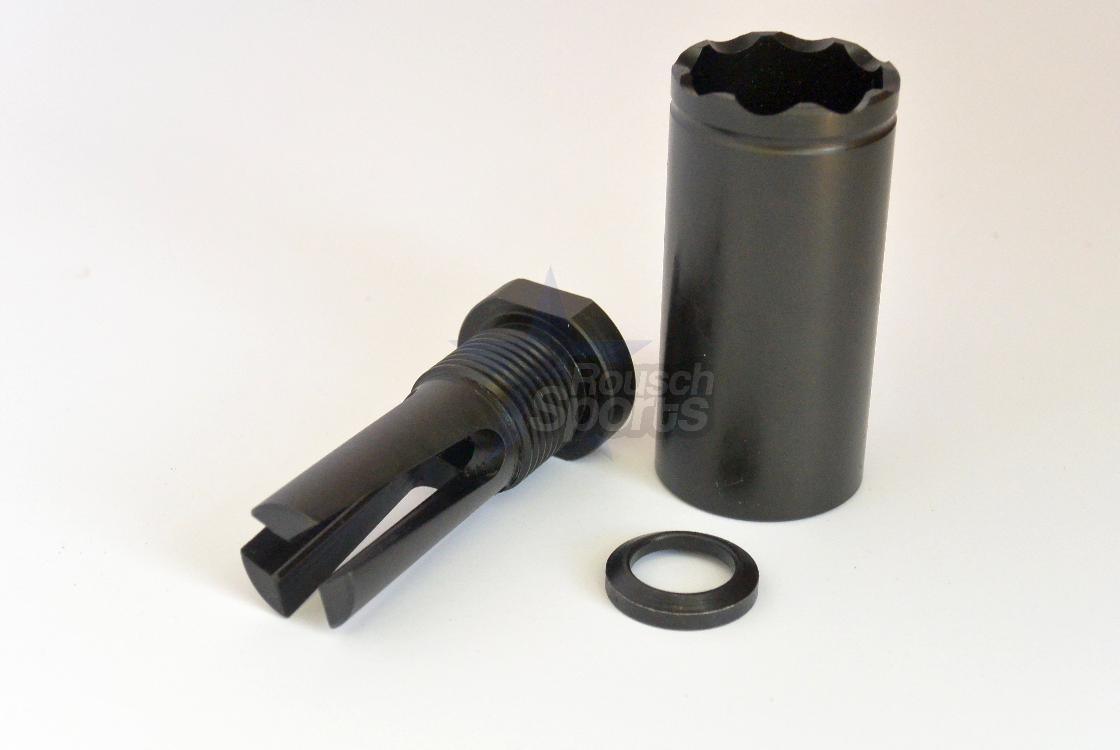 Solvent Trap Adapter Percussion Shroud Thread Protector Adapter