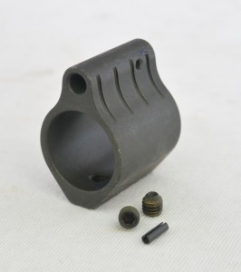 Low Profile Micro Gas Block Steel .750 AR15 M16 M4 Austin Texas Best wholesale Discount Prices Austin Texas Rousch Sports